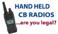 UHF/CB Radios